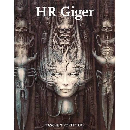 Giger, Hans R. - Giger. Portfolio (Portfolio (Taschen)) - Preis vom 18.10.2020 04:52:00 h