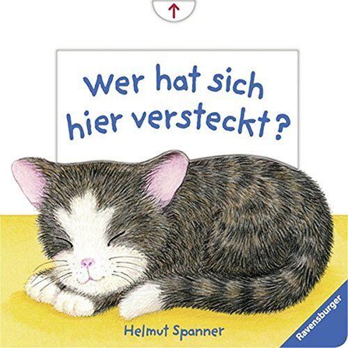 Helmut Spanner - Wer hat sich hier versteckt? - Preis vom 05.02.2020 06:00:28 h