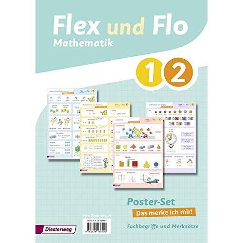 - Flex und Flo - Ausgabe 2014: Poster-Set Fachbegriffe und Merksätze 1 / 2 - Preis vom 05.05.2021 04:54:13 h