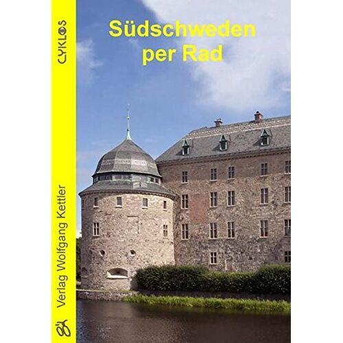 Wolfgang Kettler - Südschweden per Rad (Cyklos-Fahrrad-Reiseführer) - Preis vom 28.02.2021 06:03:40 h