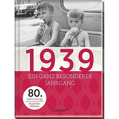 - 1939: Ein ganz besonderer Jahrgang - 80. Geburtstag - Preis vom 07.09.2020 04:53:03 h