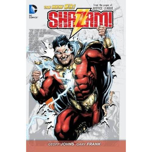 Geoff Johns - Shazam! Vol. 1 (The New 52) (Shazam! (DC Comics)) - Preis vom 09.04.2021 04:50:04 h