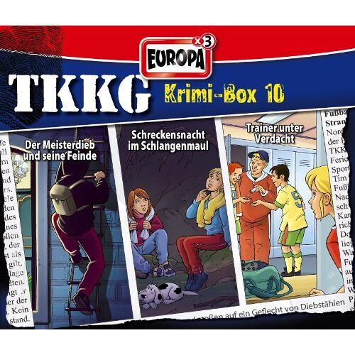 Tkkg - Tkkg Krimi Box 10 - Preis vom 20.10.2020 04:55:35 h
