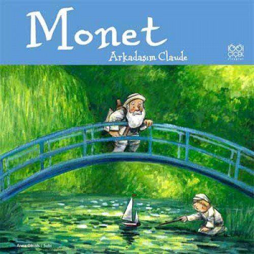 Anna Obiols - Monet - Arkadasim Claude - Preis vom 20.10.2020 04:55:35 h