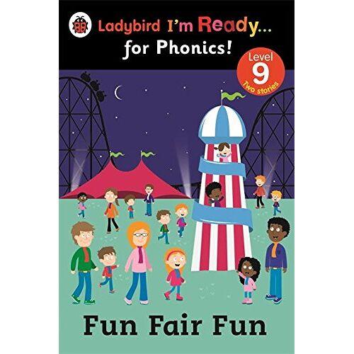 Ladybird - Fun Fair Fun: Ladybird I'm Ready for Phonics Level 9 - Preis vom 21.10.2020 04:49:09 h