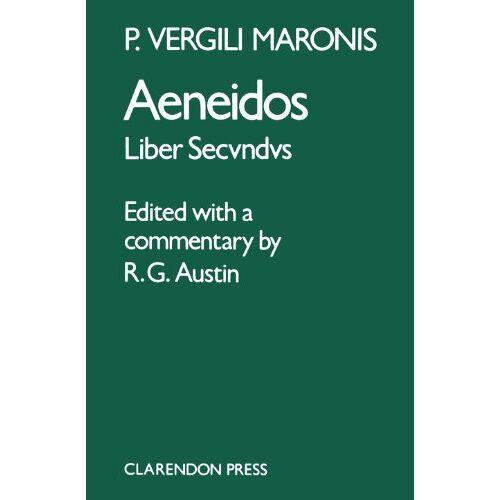 Virgil Virgil - Aeneidos: Liber Secundus (Virgil) (Bk.2) - Preis vom 21.10.2020 04:49:09 h