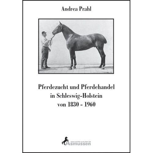 Andrea Prahl - Pferdezucht und Pferdehandel in Schleswig-Holstein von 1830-1960: Holsteiner Hengste bis 1960 - Preis vom 09.05.2021 04:52:39 h