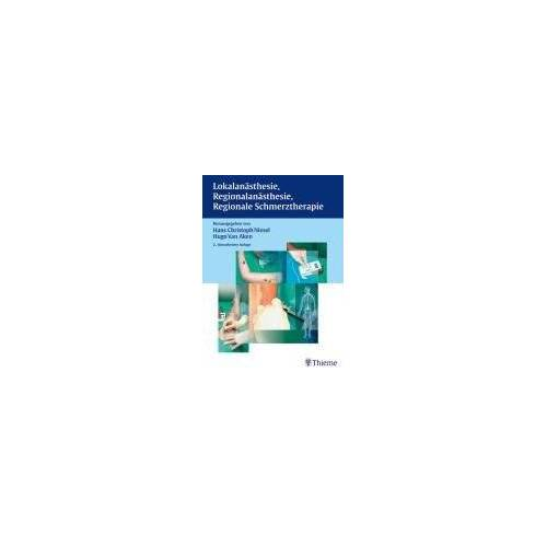 Niesel, Hans Christoph - Lokalanästhesie, Regionalanästhesie, Regionale Schmerztherapie - Preis vom 12.05.2021 04:50:50 h