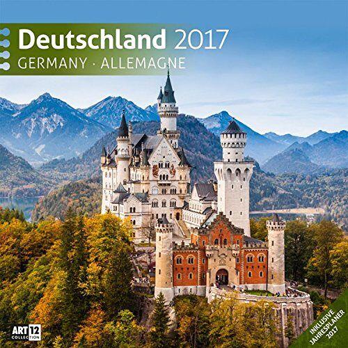 Ackermann Kunstverlag - Deutschland 30 x 30 cm 2017 - Preis vom 23.01.2020 06:02:57 h