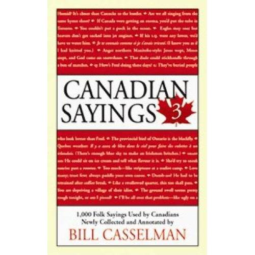 - Canadian Sayings 3 - Preis vom 23.02.2021 06:05:19 h