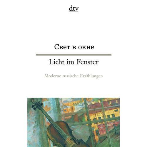 Margret Fieseler - Licht im Fenster: Moderne russische Erzählungen - Preis vom 05.05.2021 04:54:13 h