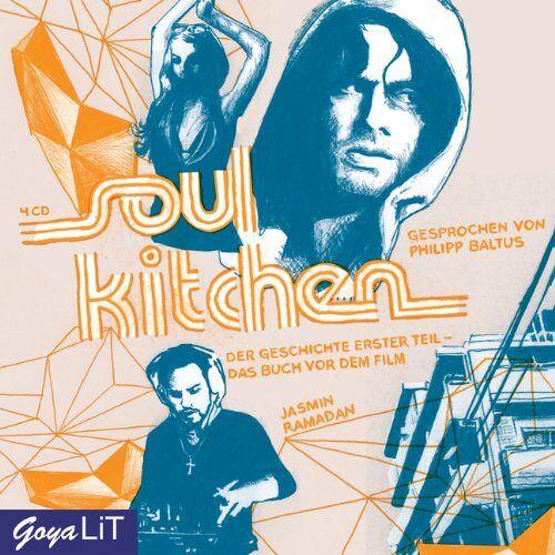 Jasmin Ramadan - Soul Kitchen. Der Geschichte erster Teil - das Buch vor dem Film - Preis vom 26.10.2020 05:55:47 h