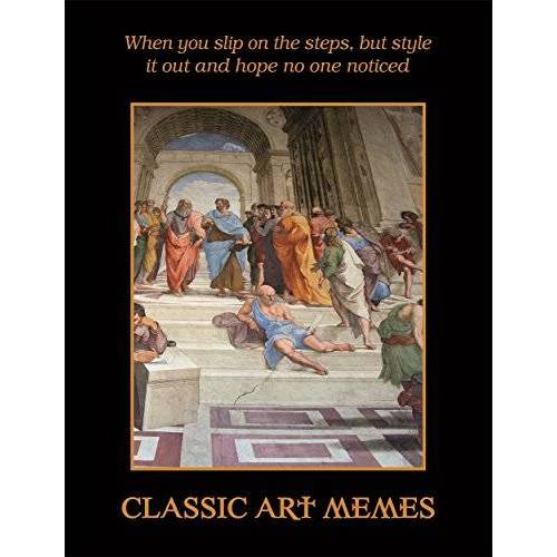 Rob Ward - Classic Art Memes - Preis vom 20.10.2020 04:55:35 h