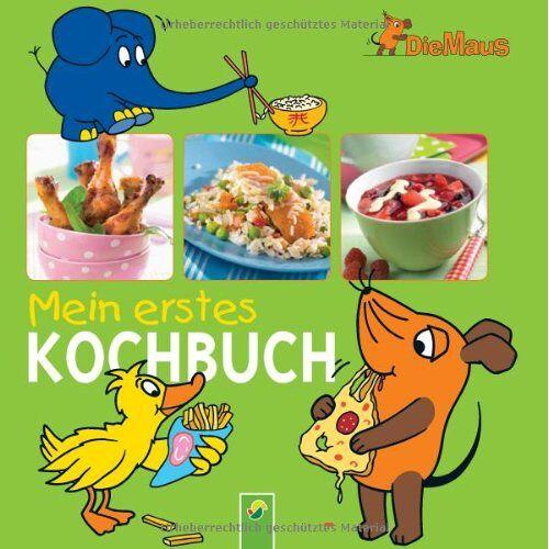- Die Maus - Mein erstes Kochbuch - Preis vom 19.01.2021 06:03:31 h