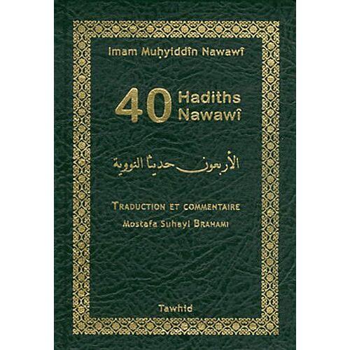 Imam Muhyiddîn Nawawî - 40 Hadiths Nawawî - Preis vom 13.04.2021 04:49:48 h