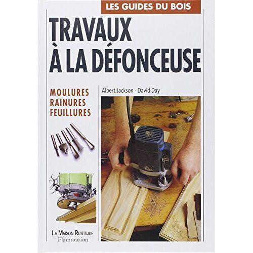 Albert Jackson - Travaux à la défonceuse (Bricolage) - Preis vom 18.04.2021 04:52:10 h