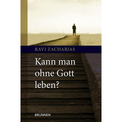 Ravi Zacharias - Kann man ohne Gott leben? - Preis vom 21.10.2020 04:49:09 h
