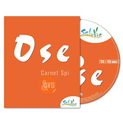 Sdc Province de Renn - Sel de Vie - 13/15 Ans - Ose Carnet Spi' + DVD - Preis vom 06.09.2020 04:54:28 h