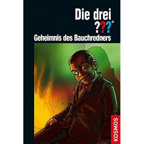André Marx - Die drei ??? Geheimnis des Bauchredners - Preis vom 13.05.2021 04:51:36 h