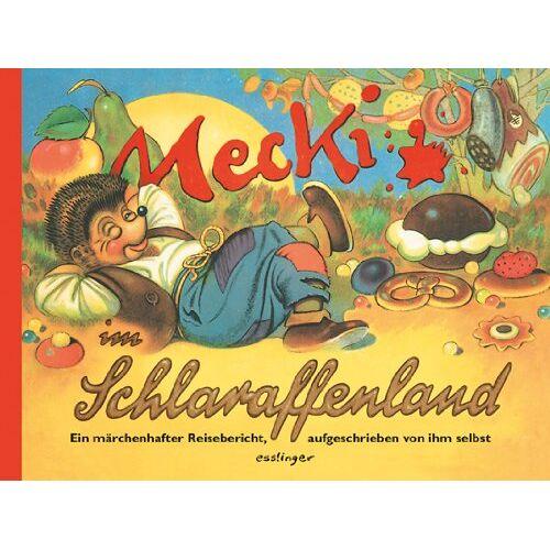 Eduard Rhein - Mecki im Schlaraffenland - Preis vom 21.10.2020 04:49:09 h
