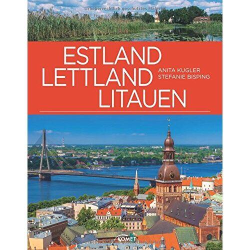 Anita Kugler - Estland, Lettland, Litauen - Preis vom 16.05.2021 04:43:40 h