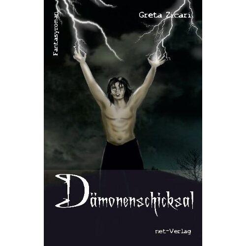 Greta Zicari - Dämonenschicksal: Fantasyroman - Preis vom 15.04.2021 04:51:42 h