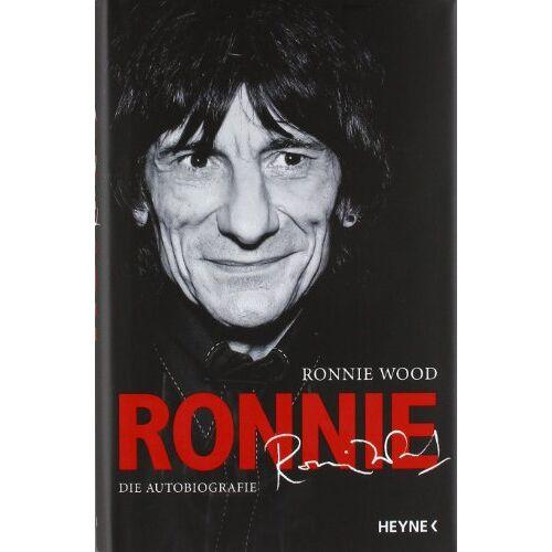 Ronnie Wood - Ronnie: Die Autobiografie: Die Autobiographie - Preis vom 20.10.2020 04:55:35 h
