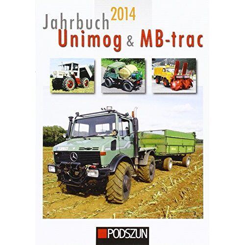 Günther Uhl - Jahrbuch Unimog & MB-trac 2014 - Preis vom 31.03.2020 04:56:10 h
