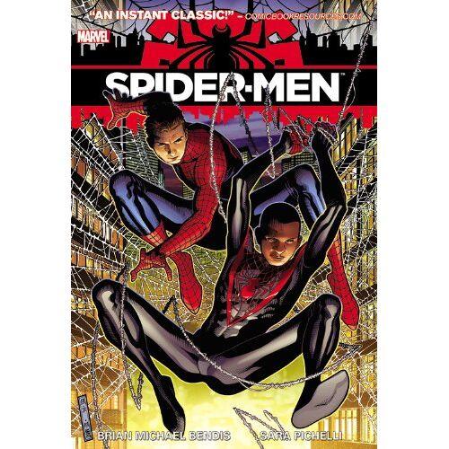 Bendis, Brian Michael - Spider-Men (Spider-Man) - Preis vom 29.06.2020 04:58:32 h