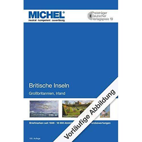 Michel - Britische Inseln 2020/2021: Europa Teil 13 (MICHEL-Europa: EK) - Preis vom 15.04.2021 04:51:42 h