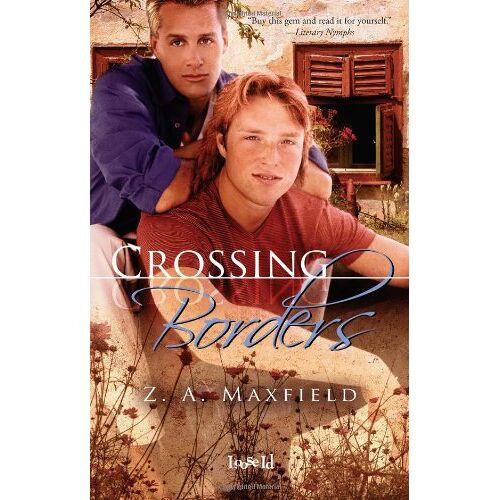 Maxfield, Z. A. - Crossing Borders - Preis vom 20.10.2020 04:55:35 h