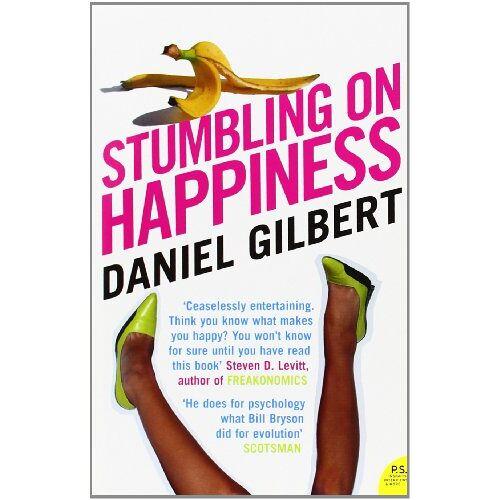 Daniel Gilbert - Stumbling on Happiness (P.S.) - Preis vom 28.10.2019 06:10:27 h