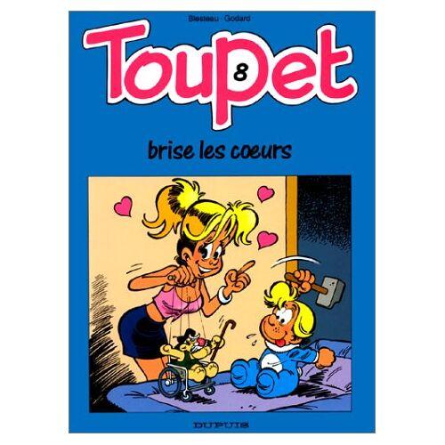Godard - Toupet, N° 8 : Toupet brise les coeurs (Tous Publics) - Preis vom 23.01.2021 06:00:26 h