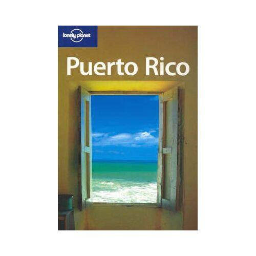 Otis, Ginger Adams - Puerto Rico (LONELY PLANET PUERTO RICO) - Preis vom 27.02.2021 06:04:24 h