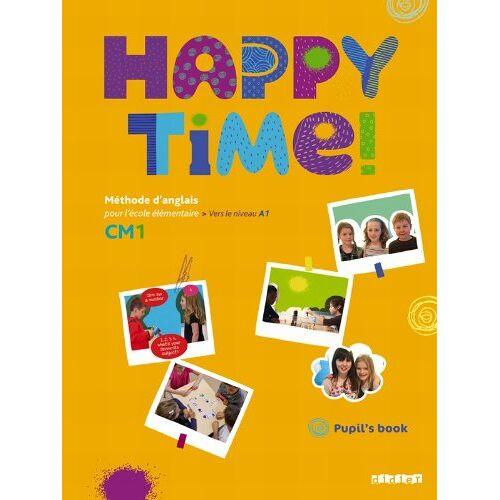 Hélène Herviou - Happy Time!: Pupils Book Cm1 - Preis vom 13.05.2021 04:51:36 h