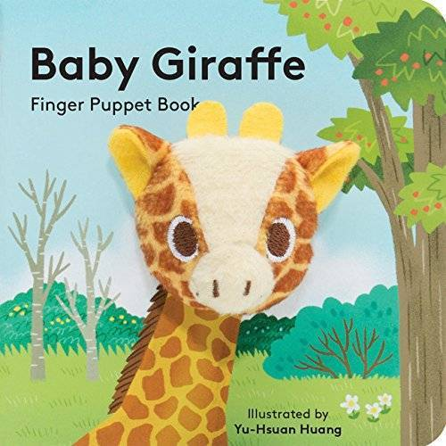 Yu-Hsuan Huang - Baby Giraffe: Finger Puppet Book (Little Finger Puppet Board Books) - Preis vom 01.03.2021 06:00:22 h
