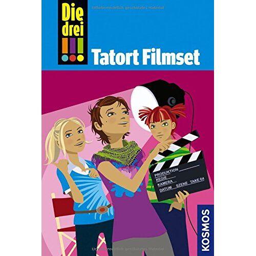 Henriette Wich - Die drei !!!, 26, Tatort Filmset - Preis vom 21.10.2020 04:49:09 h