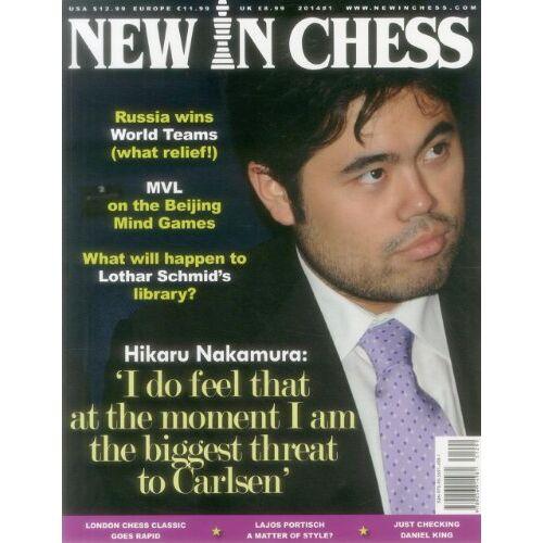 Ten Geuzendam, Dirk Jan - New in Chess Issue 1 2014 - Preis vom 05.05.2021 04:54:13 h
