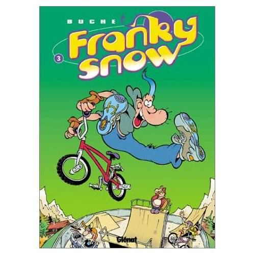 Buche - Franky Snow, tome 3 : Frime contrôle - Preis vom 26.01.2021 06:11:22 h