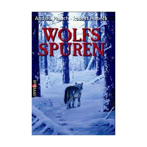 Andrea Paluch - Wolfsspuren. - Preis vom 13.05.2021 04:51:36 h