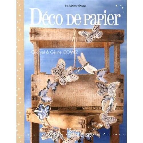 Chantal Gomez - Déco de papier - Preis vom 25.02.2021 06:08:03 h