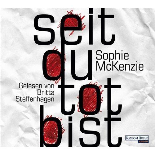 Sophie McKenzie - Seit du tot bist - Preis vom 22.09.2020 04:46:18 h