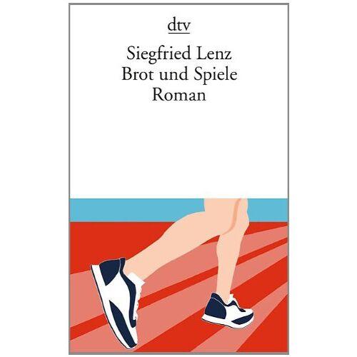 Siegfried Lenz - Brot und Spiele: Roman - Preis vom 21.10.2020 04:49:09 h