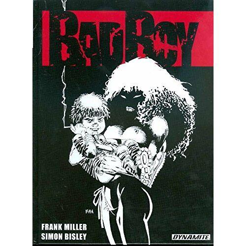 Frank Miller - Frank Miller's Bad Boy Miller Cover - Preis vom 17.04.2021 04:51:59 h