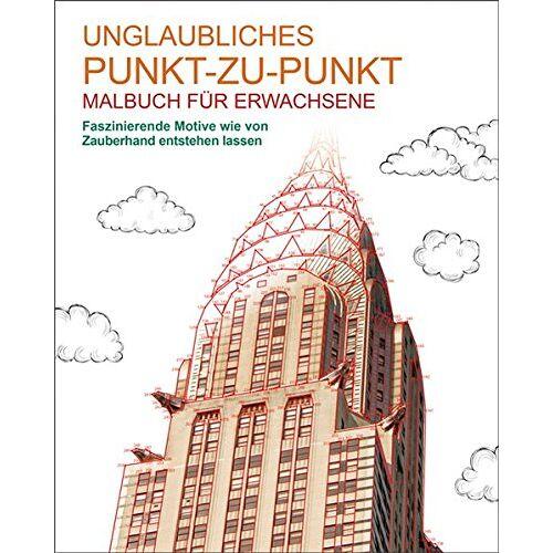- Malbuch für Erwachsene: Unglaubliches Punkt zu Punkt - Preis vom 04.04.2020 04:53:55 h