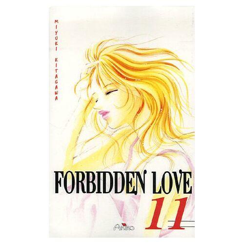 Miyuki Kitagawa - Forbidden Love, Tome 11 : - Preis vom 21.10.2020 04:49:09 h