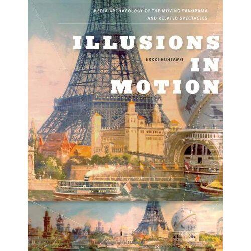 Erkki Huhtamo - Illusions in Motion (Leonardo (MIT Press)) - Preis vom 14.01.2021 05:56:14 h