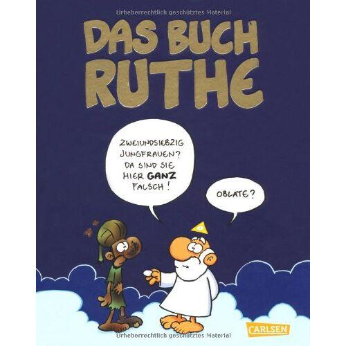 Ralph Ruthe - Das Buch Ruthe (Shit happens!) - Preis vom 15.01.2021 06:07:28 h