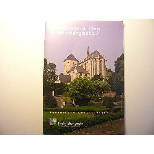 - Das Münster St. Vitus in Mönchengladbach - Preis vom 20.10.2020 04:55:35 h