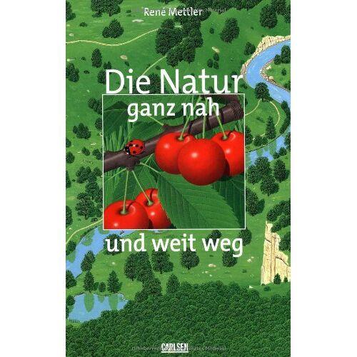 René Mettler - Die Natur ganz nah und weit weg - Preis vom 21.10.2020 04:49:09 h